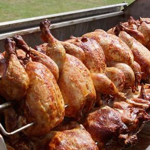 hog roast, whole pig, beef, chickens, abergavenny, monmouthshire, powys, crickhowel